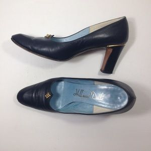 Vintage Hill And Dale Heels Size 8